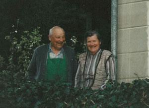 Lina und Rudolf Baumann-Zumstein