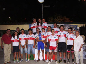 I CAMPIONI PROVINCIALI ESORDIENTI, ALLIEVI, AMATORI E OPEN MTB 2012 - GARLENDA 14 LUGLIO 2012