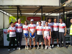I CAMPIONI PROVINCIALI MASTER STRADA 2013
