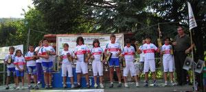 I CAMPIONI PROVINCIALI GIOVANISSIMI MTB A RIALTO IL 25.7.2010