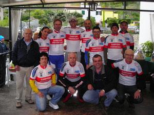 CAMPIONI PROVINCIALI AMATORI STRADA A ZUCCARELLO IL 14.4.2012