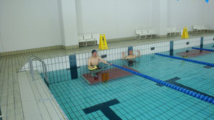 Club Activity - Swimming