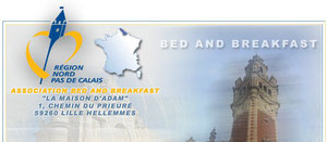 Bed and Breakfast à Lille