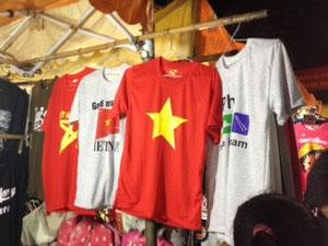 ベトナムTシャツ。