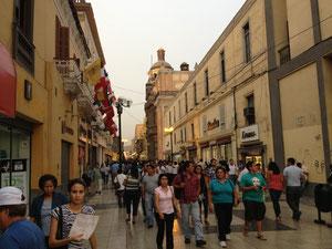 リマの旧市街