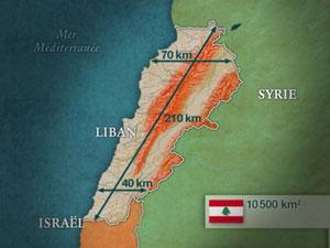 Dessous des Cartes, Liban 1/2 (23/11/205)