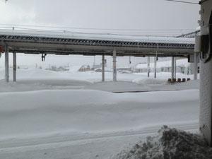 米沢駅です。