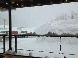 雪景色おすそ分け