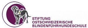 Logo Stiftung Ostschweizerische Blindenführhundeschule