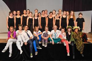 Musical-Theatre-Acadamy Puchenau Basics
