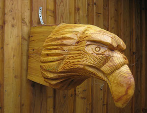 Sparrenkopf Adler