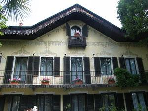 Villa Il Meleto, Agliè