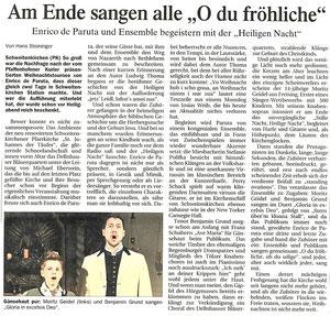 Pfaffenhofener Kurier vom 12.12.2010