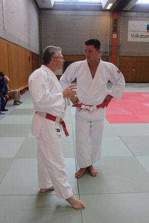 Joachim Gehrig und Slavko Tekic