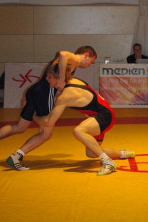 Freier Ringkampf