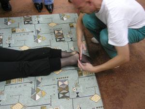 Мастер-класс в Харькове 2006.