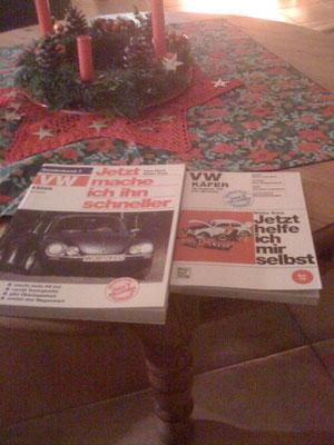 VW Bücher