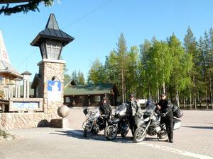 Nordkap Motorrad