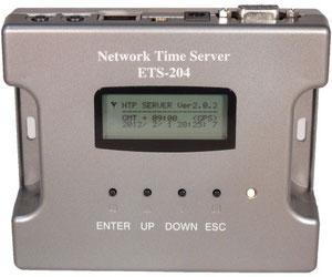 GPS小型タイムサーバー