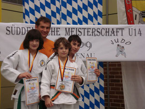 Sebastian Martini, Robin Geistlinger, Michael Weiss Mare