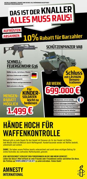 Sonderangebote aus deutschen Beständen
