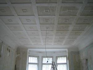 Stukk, Restaurierung, Sanierung, Meisterbetrieb