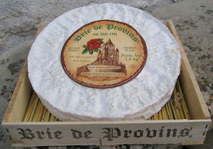 Crédit photo : Le Brie de Provins®