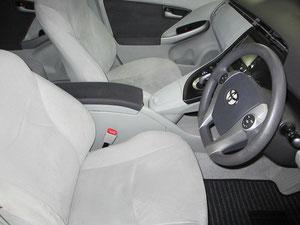 6、簡単な車内クリーニング