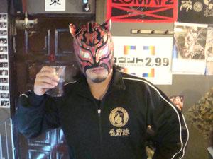 タイガースマスク選手