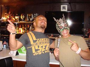 ドラゴン・キッド選手、Gamma選手