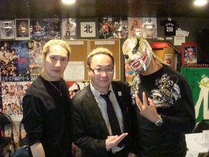 鈴木健.txt(中央)、受講者の皆様(左・右)