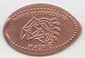 Madrid - Parque de atracciones - motief 3