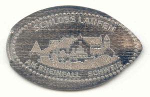 Rheinfall - motief 1-4