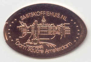 Centraal Station - Smitskoffiehuis - motief 3