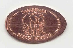 Beekse Bergen - motief 3
