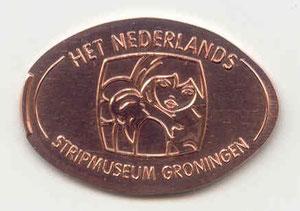 Groningen stripmuseum - motief 3
