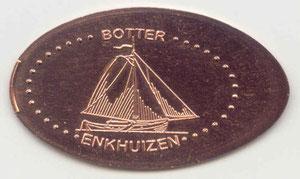 Enkhuizen - VVV - motief 3
