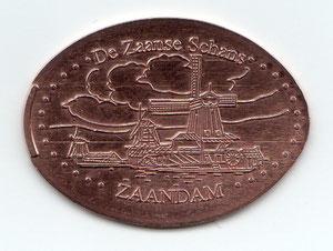 Zaanse Schans - motief 4-3
