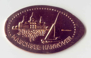 Hannover Maschsee - motief 3