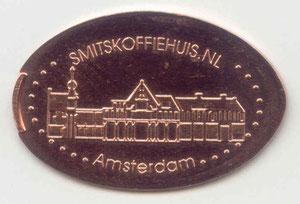 Centraal Station - Smitskoffiehuis - motief 2