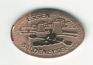 Essen Baldeneysee - motief 3