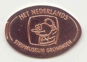 Groningen stripmuseum - motief 2