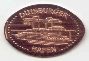 Duisburg Oscar Huber - motief 2