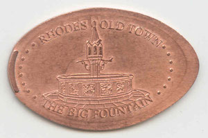 Rhodos old town - motief 2