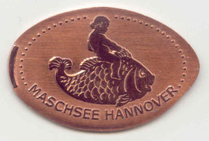Hannover Maschsee - motief 2