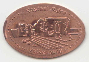 Valkenburg Kasteelruine - motief 2