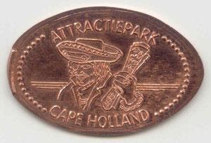 Den Helder - Atractiepark Cape Holland - motief 2
