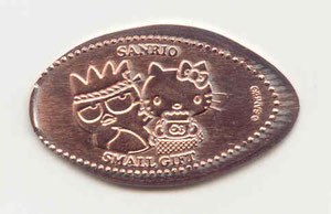 New York - Sanrio - motief 2