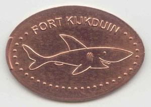 Den Helder – Fort Kijkduin - motief 3