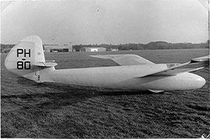 The original PH-80 in 1953